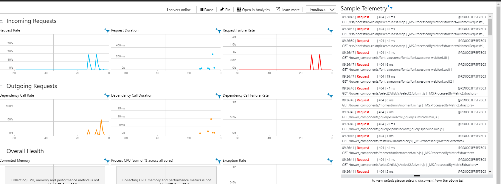 Application Insights part 2