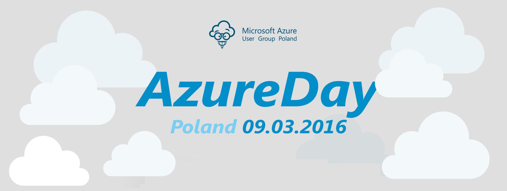 AzureDay – Warsaw