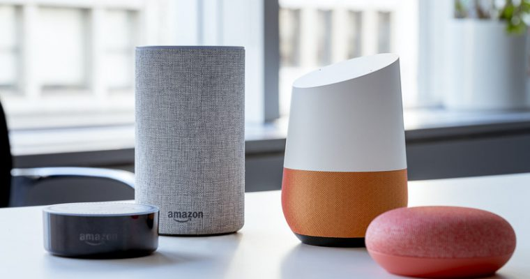 Amazon Echo vs Google Home: Zapowiedź